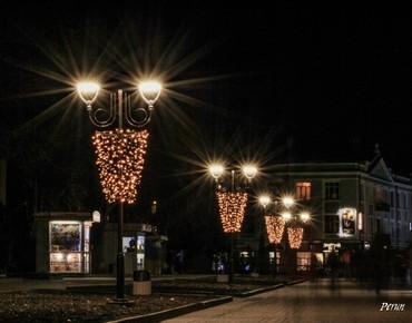 Тернополь парковое освещение ДТУ20У-60
