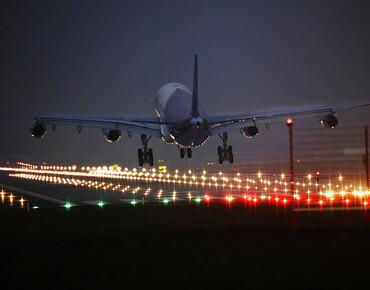 Аеродромні вогні