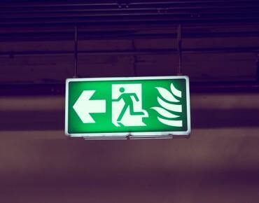Світлові покажчики (знаки безпеки)