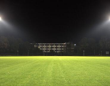 LED spotlights for stadium, football field lighting