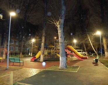 Lighting for playgrounds