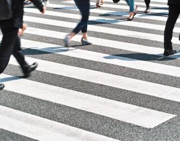 Класифікація пішохідних просторів (зон)