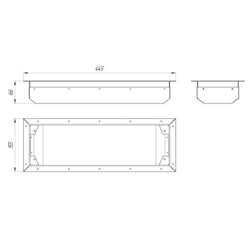 рециркулятор Clean Air-Avto габаритные размеры