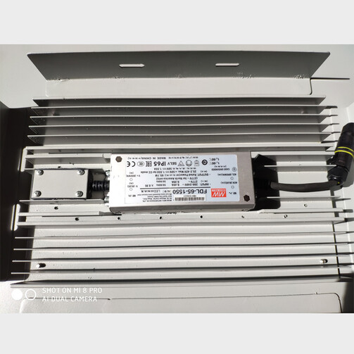 Світильник ДСУ05У-60-1-АЗС для освітлення на АЗС