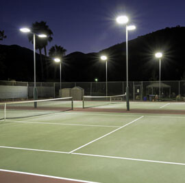 Sports lighting