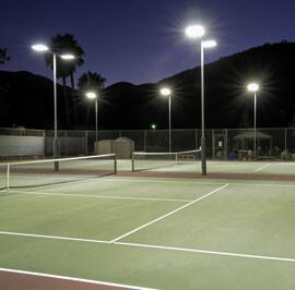 Спортивне освітлення