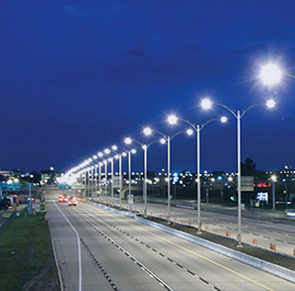 Road, Urban and Park lighting