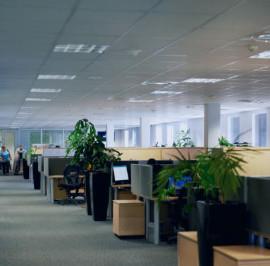 Офісне освітлення