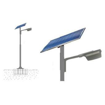 Autonomous LED Solar System