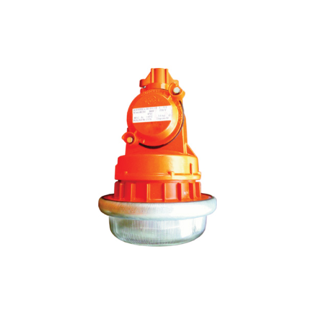 Searchlight DSP18UEh, LSP18UEh (emergency) for ensuring uninterrupted lighting of explosive zones